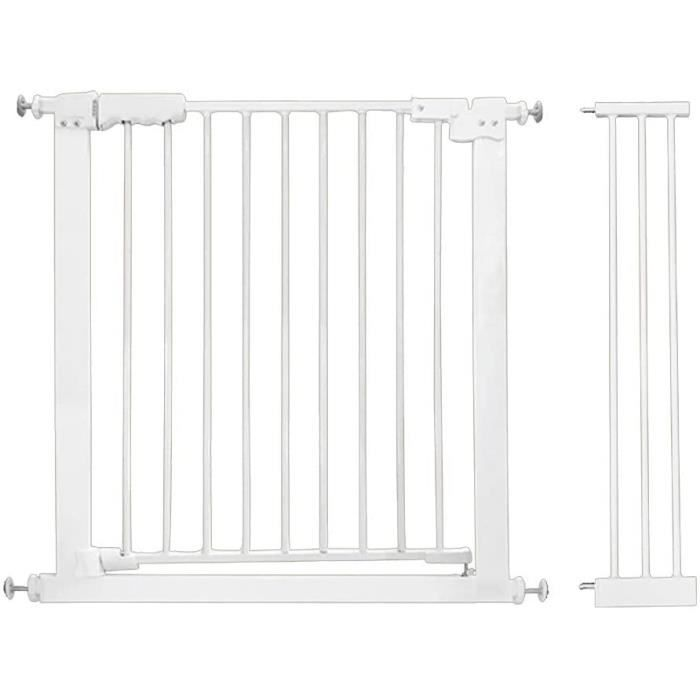 Barrières d'escaliers Porte De Sécurité Clôture De Sécurité for Enfant Clôture D'escalier Garde-Corps for Isolation De Chambre[673]