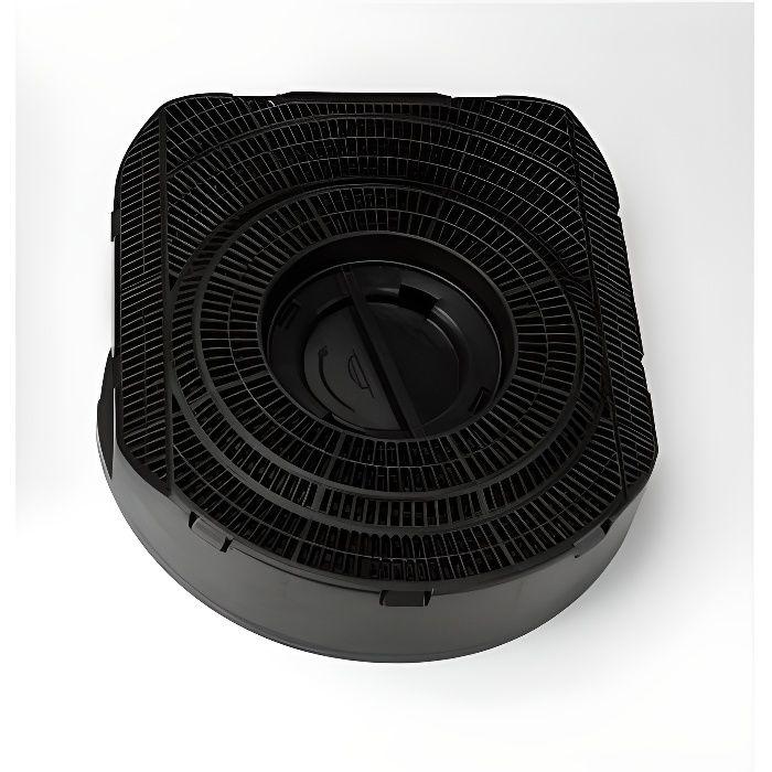 Filtre à charbon compatible hotte Electrolux EFG50300X/K/W