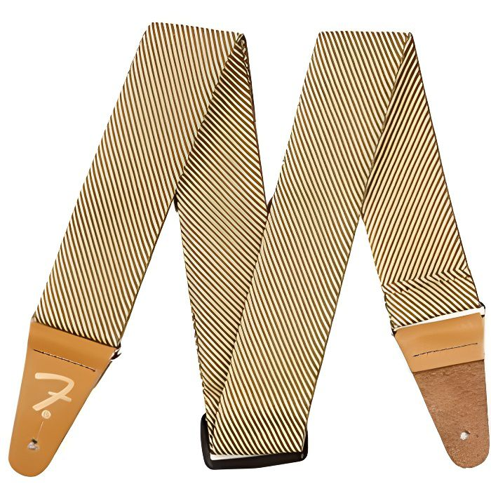 Fender Vintage Tweed Sangle pour Guitare Beige 990687000
