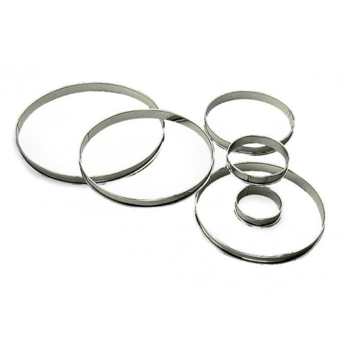 Cercle à tartelette 10 cm