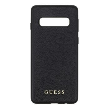 Coque pour Samsung S10E - S10 Lite G970 Guess Iridescent noir