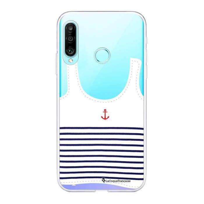 Coque Huawei P30 Lite 360 intégrale transparente Le Francais Ecriture Tendance Design La Coque Francaise