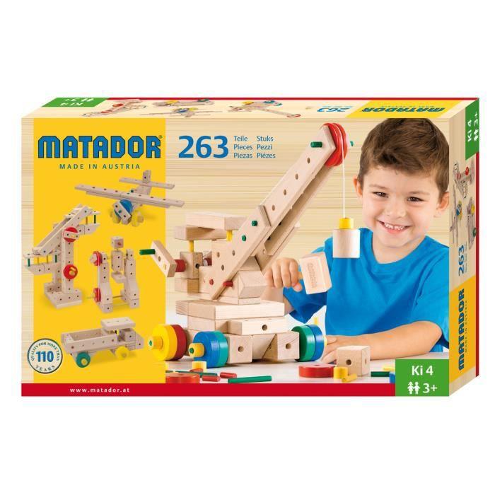 Matador - Ki 4 (jeux de construction en bois)