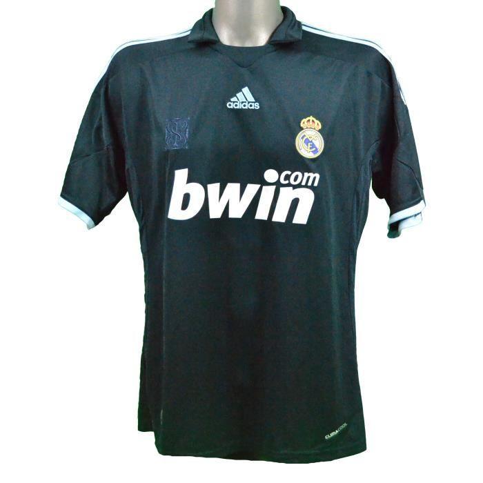 Maillot extérieur Real Madrid 2009/2010 Ronaldo