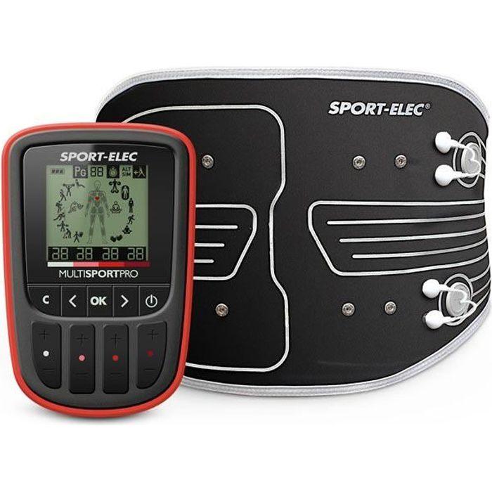 Pack multisport pro maxibelt Sport-Elec Electrostimulation