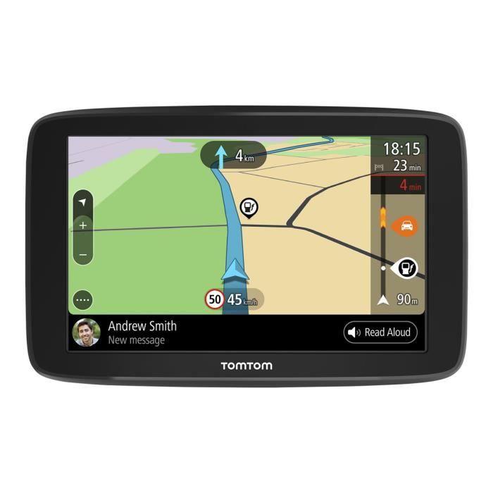 TomTom GO Basic Navigateur GPS automobile 6 po grand écran