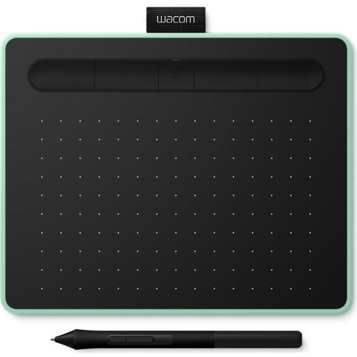 WACOM Tablette Graphique Intuos S Bluetooth - Pistachio