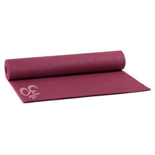 Yogistar 108840_Bordeaux_183.0 x 61.0 x 0.4 cm - TAPIS DE SOL FITNESS - OM Tapis de yoga Bordeaux