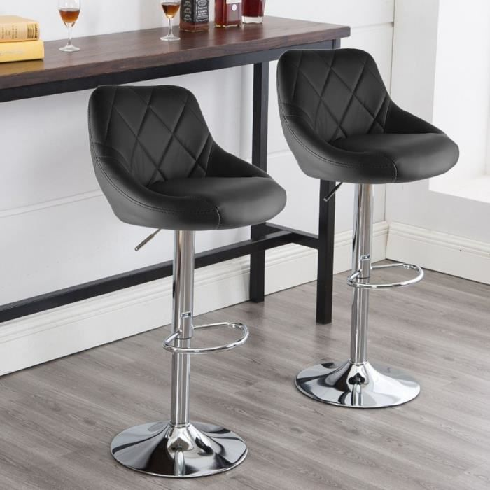 tabouret de bar tournant