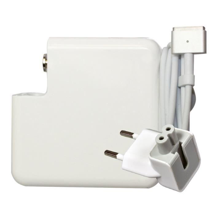85w chargeur adaptateur pour apple macbook pro achat. Black Bedroom Furniture Sets. Home Design Ideas