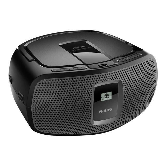 poste cd mp3 philips az390 12 radio cd cassette avis et prix pas cher cdiscount. Black Bedroom Furniture Sets. Home Design Ideas