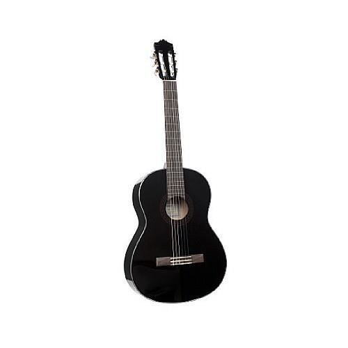 pack yamaha c40bl noire guitare classique housse. Black Bedroom Furniture Sets. Home Design Ideas