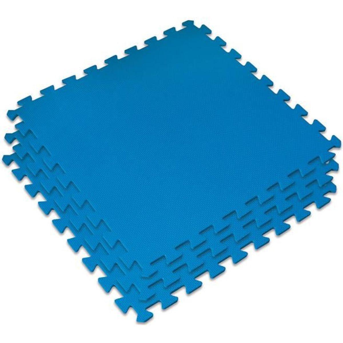 Dalle De Protection Piscine dalle de protection pour le sol kokido 60x60 cm (bleu