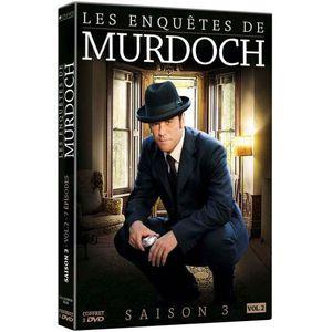 DVD SÉRIE DVD Coffret les enquetes de Murdoch, saison 3, ...