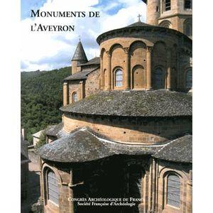 HISTOIRE ANTIQUE Monuments de l'Aveyron