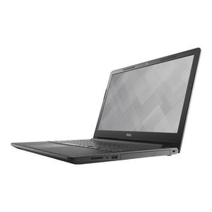 DELL Vostro 15 3568 PC portable - Celeron 3855U - 1.6 GHz - 4 Go RAM - 500 Go HDD - 15.6\