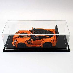 ASSEMBLAGE CONSTRUCTION Jeu D'Assemblage T3KTD vitrine acrylique pour tech