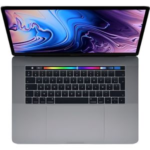 ORDINATEUR PORTABLE Apple MacBook Pro avec Touch Bar - 15,4'' Rétina -