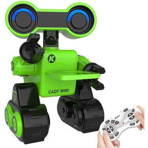 ROBOT - ANIMÉ ANIMÉ Robots radiomandans Jouet Robot RC pour Enfants,