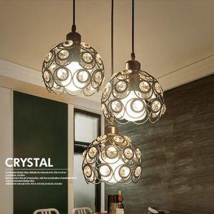 LUSTRE ET SUSPENSION Lustre Moderne Suspension Lumières LED Lampe Suspe