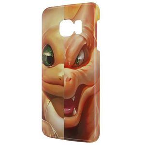 COQUE - BUMPER Coque Galaxy S7 Salameche Dracaufeu Pokemon Design