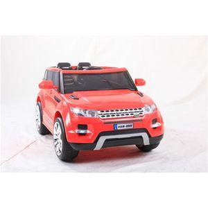 VOITURE ELECTRIQUE ENFANT Range Rover HSE Sport rouge, voiture électrique en