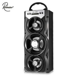 ENCEINTE NOMADE Redmaine MS - 220BT Portable Bluetooth Speaker FM