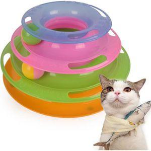 JOUET Jouet pour chat, circuit de jeu pour chat, Circuit