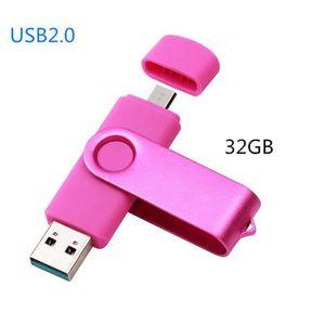 CLÉ USB  CLÉ USB 2.0 32 Go Flash Drive Memory Stick Disque