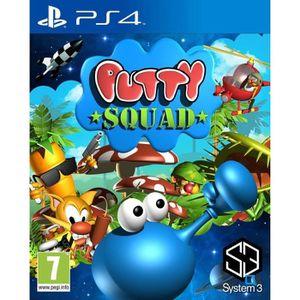 JEU PS4 Putty Squad PS4 Jeux d'Arcade
