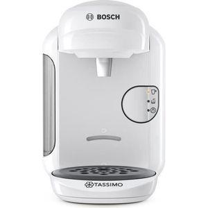 MACHINE À CAFÉ BOSCH TASSIMO Vivy TAS1404 - Blanc polaire