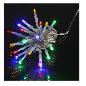 GUIRLANDE DE NOËL Guirlande de Noël 1000 LEDS - 8 fonctions - Fil tr