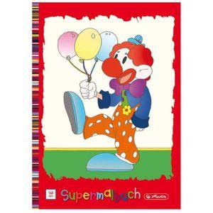 CAHIER Super cahier de coloriage, format A4, 160 pages