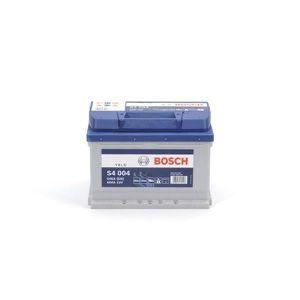 BATTERIE VÉHICULE BOSCH Batterie Auto S4004 60Ah 540A / + à droite