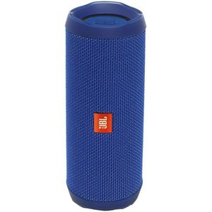 ENCEINTE NOMADE JBL Flip 4 bleu enceinte bluetooth portable Waterp