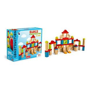 ASSEMBLAGE CONSTRUCTION JeuJura - 8243 - Jeu De Construction - Blocs en Bo