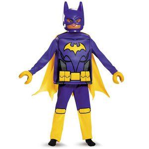 DÉGUISEMENT - PANOPLIE Déguisement deluxe Batgirl LEGO Movie 4/6 ans