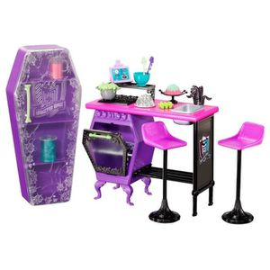 meuble monster high achat vente meuble monster high pas cher cdiscount. Black Bedroom Furniture Sets. Home Design Ideas