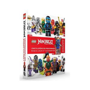 AUTRES LIVRES Lego Ninjago, masters of spinjitzu : l'encyclopédi