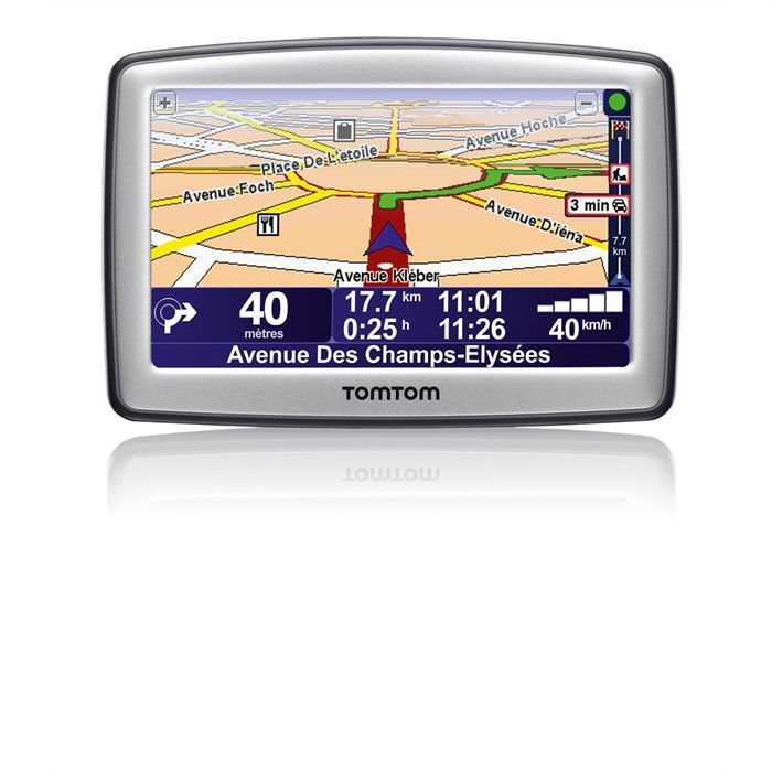 tomtom new xl classic europe 22 pays achat vente gps auto tomtom new xl classic eur 22. Black Bedroom Furniture Sets. Home Design Ideas