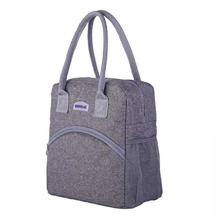 Coffret Multi-Jeux JW8FW sacs à lunch isolés pour boîte à lunch sacs isothermes de pique-nique de grande capacité étanches à la plag