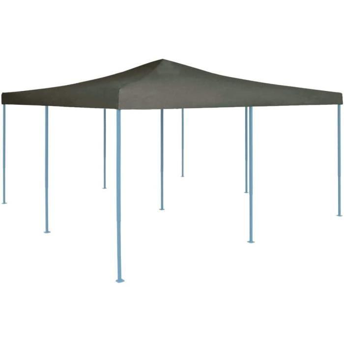 Tonnelles de camping vidaXL Belvédère Pliable Chapiteau de Jardin Tente de Réception de Patio Tonnelle de Terrasse Pavil 327555