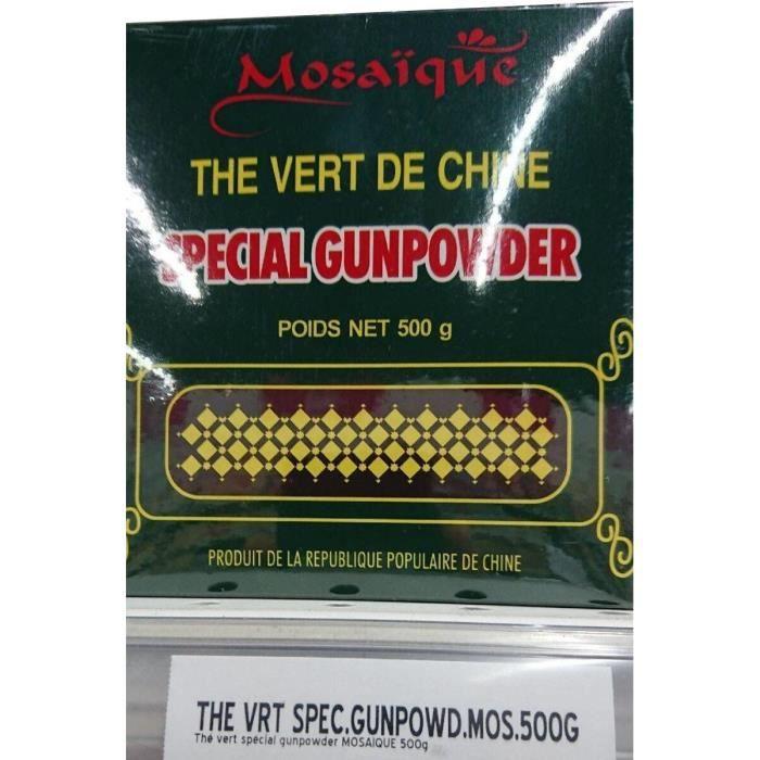 MOSAIQUE Thé vert de Chine - 500 g