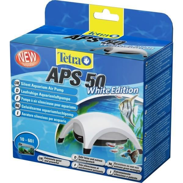 Tetra Pompe à Air Aps 50 Blanc