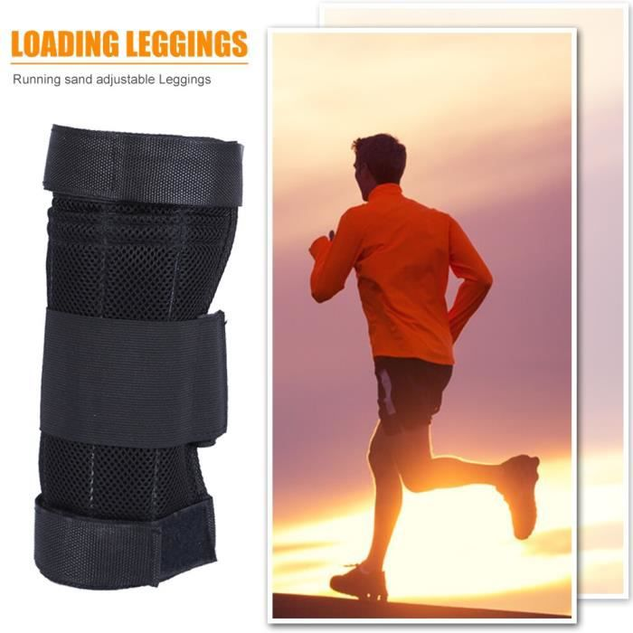 13lbs réglable poids de la cheville Pack de 2 équipements d'exercice gymnastique entraînement jambe garde - HSJSZHA11484