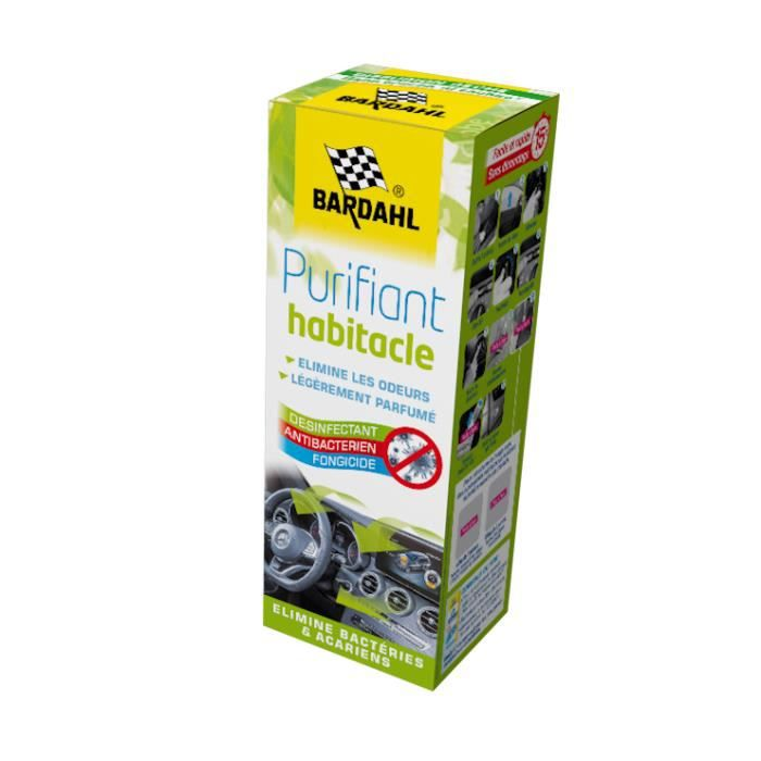 PURIFIANT HABITACLE BARDAHL 125ml