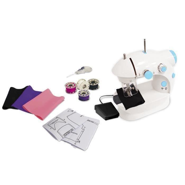Machine à coudre et accessoires