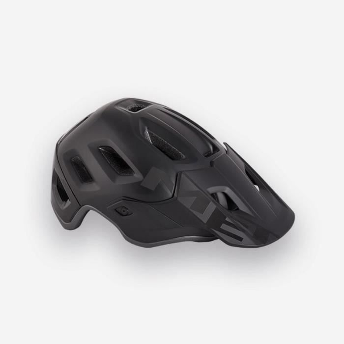 MTB All Mountain Bike Cycle Helmet MET ROAM Black non MIPS