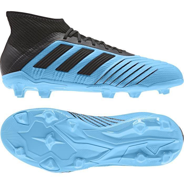 Chaussures de football junior adidas Predator 19.1 FG