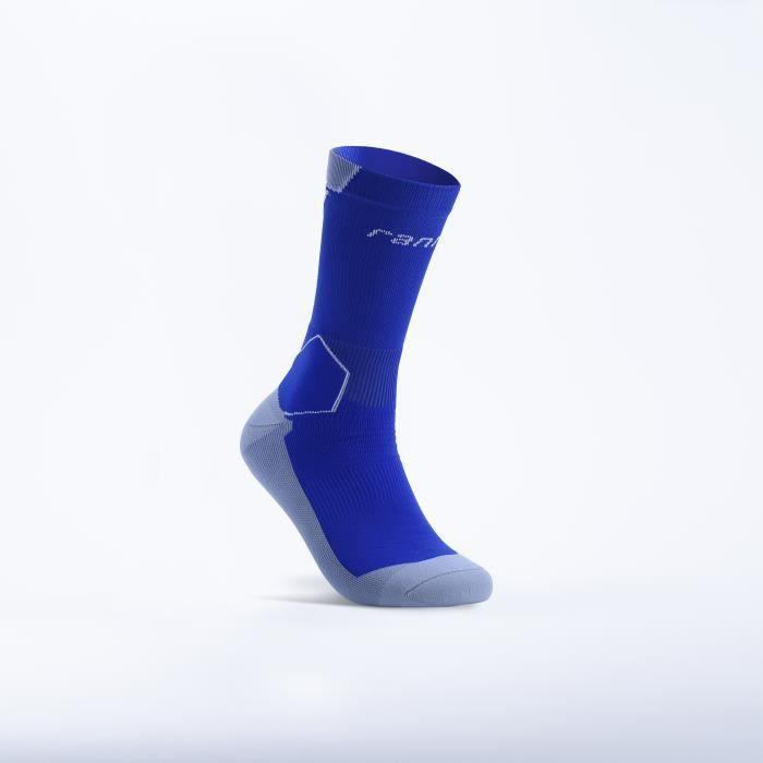 Chaussettes de football - Ranna - 100% Made in France - Bleu
